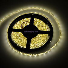 3528 Led Strip Light Warm White 300SMD Flexible Bar Lamp DC 12V 5M Nonwaterproof