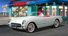 Revell 07067'53 corvette roadster kit échelle 1/24 gratuit suivi post