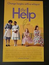 "EMMA STONE Authentic Hand-Signed ""THE HELP"" 11x17 Photo (PROOF)"