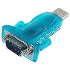 USB 2.0 to RS232 Serial DB9 9 Pin Male Adapter Converter SKU#622
