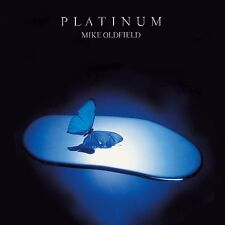 Mike Oldfield Platinum CD+Bonus Tracks NEW SEALED 2012 Remaster Blue Peter+