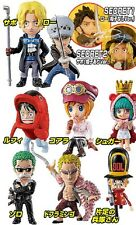 One Piece Mini Figure Secret Dressrosa Japan One Random Blind Box (1 Single Box)