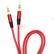 3,5 mm Klinke Stecker auf Stecker Stereo-Audio-AUX-Kabel-Schnur für iPhone iPod