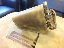 Harley Davidson Sportster Iron forty eight 883 48 1200 saddlebag side bag solo