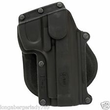 FOBUS TACTICAL PADDLE PISTOL HOLSTER FOR BERETTA 92 92F 92FS 96 + TAURUS 99 FAST