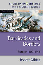 Used Book:  Barricades And Borders