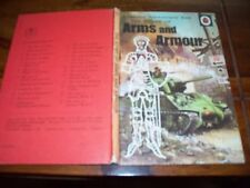 RARE 'THE STORY OF ARMS AND ARMOUR' - MATT LADYBIRD FROM THE EARLY 1970s VGC