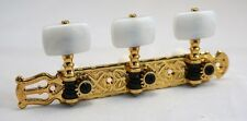 Gotoh 35G1600 Classical Guitar Machine Heads Gold