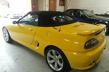 MGF / MGTF Hood / Roof with GLASS Window £590 Fitted. MOBILE FITTING.