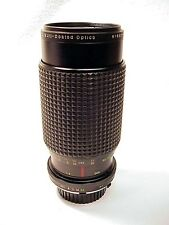 Minolta MD 80-200mm F4.5 One Touch Macro Zoom JC Penny | Multi-coated | w/ Sky |