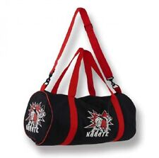 Childrens Round Karate Sports Bag Martial Arts Carry Gym Kit Kids Clothing