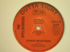 SPELLBINDERS CHAIN REACTION. OUTTA SIGHT. . FREE POSTAGE