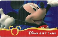 RARE / CARTE CADEAU : WALT DISNEY - MICKEY / CARD