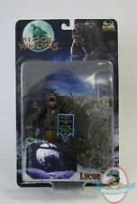 "Stan Winston's Blood Wolves Lycon 7"" Figure with Trading Card Neca"