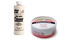 Collinite 840 Pre-Wax Cleaner & 476S Super Doublecoat Paste Wax Combo Pack