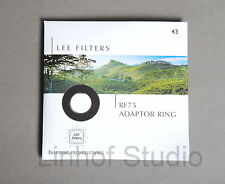 Lee Filters RF75 Series Adapter Ring 43mm