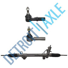POWER STEERING RACK AND PINION + 2 OUTER TIE RODS for 04-06 Dodge Durango