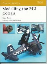 Osprey Modelling the F4U Corsair Reference OSPMOD 24 ST