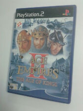 * Sony Playstation 2 Game * AGE OF EMPIRES II 2 - THE AGE OF KINGS * PS2