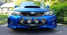 Fits 2010 Subaru WRX RALLY LIGHT BAR, (Bull, Nudge Bar), 4 Light Mounting Tabs