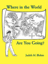 Where in the World Are You Going?,GOOD Book