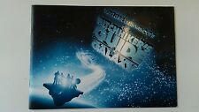 Promo Hitchhikers Guide to the Galaxy publicity  pressbook