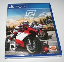 Ride for Playstation 4 Brand New! Factory Sealed!