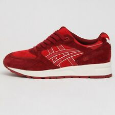 "Asics Gel-Lyte Speed Red ""Scratch N Sniff"" Pack SZ 9 Burgundy Red H5S2L-235"