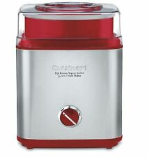 Frozen Yogurt Maker Sorbet Ice Cream Machine Automatic Dessert 2-Quart Electric