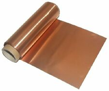 Soft Copper Foil Embossing Crafts Metal Foil Non Adhesive