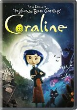 Coraline...New DVD Free Shipping