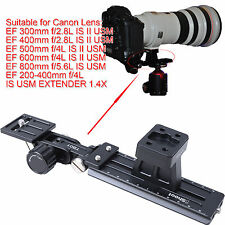 Tripod Mount Ring Base Long Focus Lens Support f Canon EF 400mm f/2.8L IS II USM