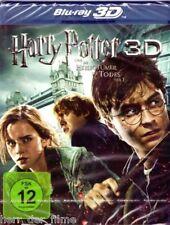 HARRY POTTER UND DIE HEILIGTÜMER DES TODES, Teil 1 (Blu-ray 3D) NEU+OVP