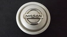 Nissan Pathfinder OEM Wheel Center Cap Silver Finish Chrome Logo 40342-5W510
