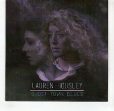 (GR80) Lauren Housley, Ghost Town Blues - 2015 DJ CD