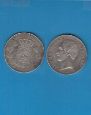 Gertbrolen Belgique Léopold Premier   5 Francs argent  1850