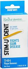 Stim-U-Dent Plaque Removers Thin Mint 160 Each