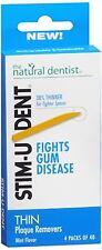 Stim-U-Dent Plaque Removers Thin Mint 160 Each