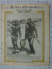 The War Illustrated #238 (Black Watch, Malta, Walcheren, Bikini Atoll, Normandy)