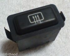 "GENUINE BMW SWITCH HEATED REAR WINDOW ""Nice Contacts"" for E30 E28  # 61311376413"