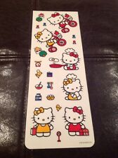 Hello Kitty Large Sheet Cute Stickers/ New  # 2