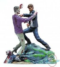 Walking Dead Rick Grimes Statue by CS Moore Studio SLIGHTLY DAMAGED JC