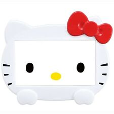 New Seiwa Hello Kitty face-type TV 7V type digital terrestrial Rare From Japam