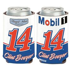 Clint Bowyer 2017 Wincraft #14 Mobil 1 Can Coolie FREE SHIP!