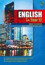 English in Year 12 by Robert Beardwood (Paperback, 2012)