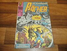 RÄCHER  # 72 -- STACHEL der SCHLANGE  //  Marvel+Williams Verlag 1977