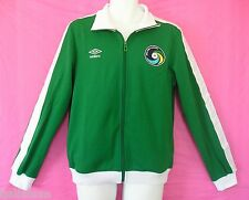 Umbro NEW YORK COSMOS DIAMOND ICONS Track jersey sweat shirt Jacket Top~Mens 2XL