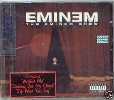EMINEM THE EMINEM SHOW PA SEALED CD EXPLICIT LYRICS