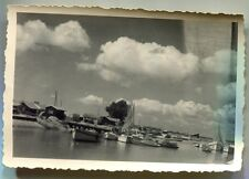 photo ancienne . Charente Maritime . L'Aiguille . L'Eguille .