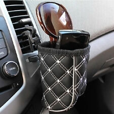 Auto Car Storage Pouch Mobile Phone Pocket Bag Hanging Organizer Holder 11*8cm